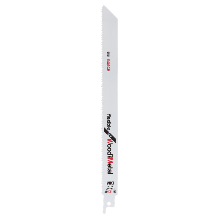 Сабельная пилка, биметаллическая, S 1122 HF