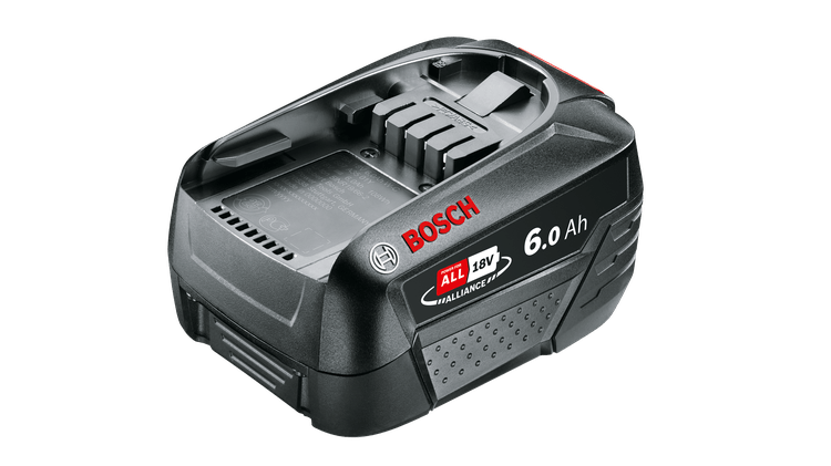 Аккумуляторный блок PBA 18V 6.0Ah W-C