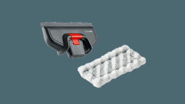 GlassVAC – čistiaca súprava smalou hlavou