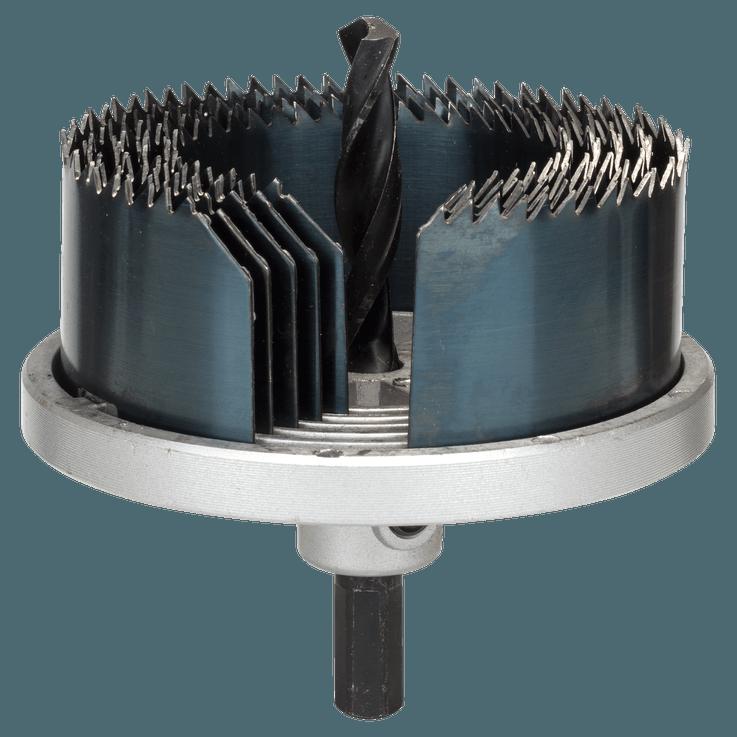 5-delni komplet žag za izrezovanje lukenj