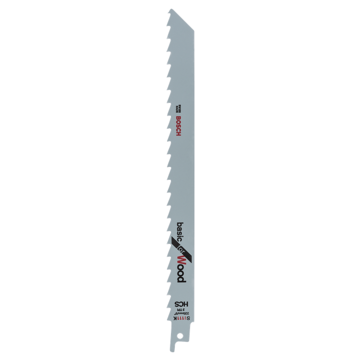 List za sabljasto žago HCS, S 1111 K
