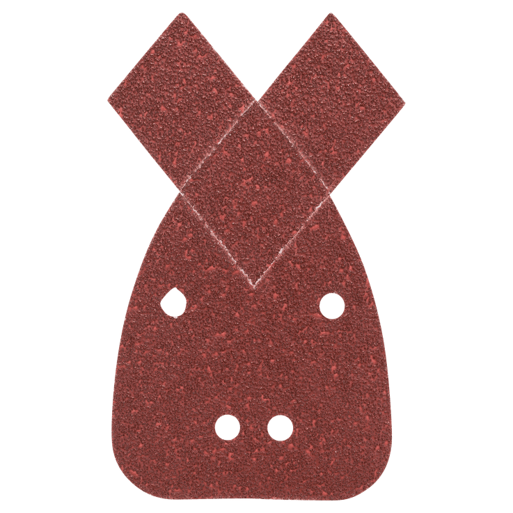 5-delni komplet brusnih listova za višenamenske brusilice