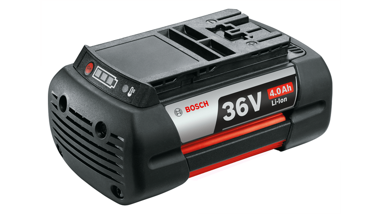 36 V/4,0 Ah-litiumjonbatteri