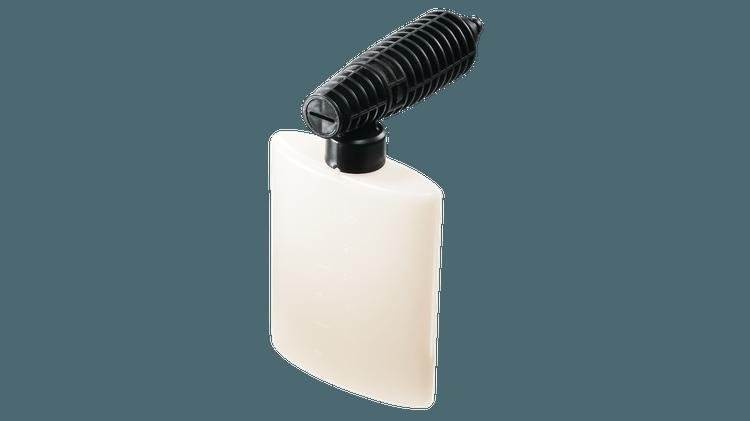 Högtryckstvätt med tvättmedelsinjektor (350 ml)