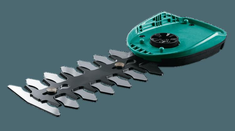 Multi-Click-busksaxsvärd 12 cm (Isio)