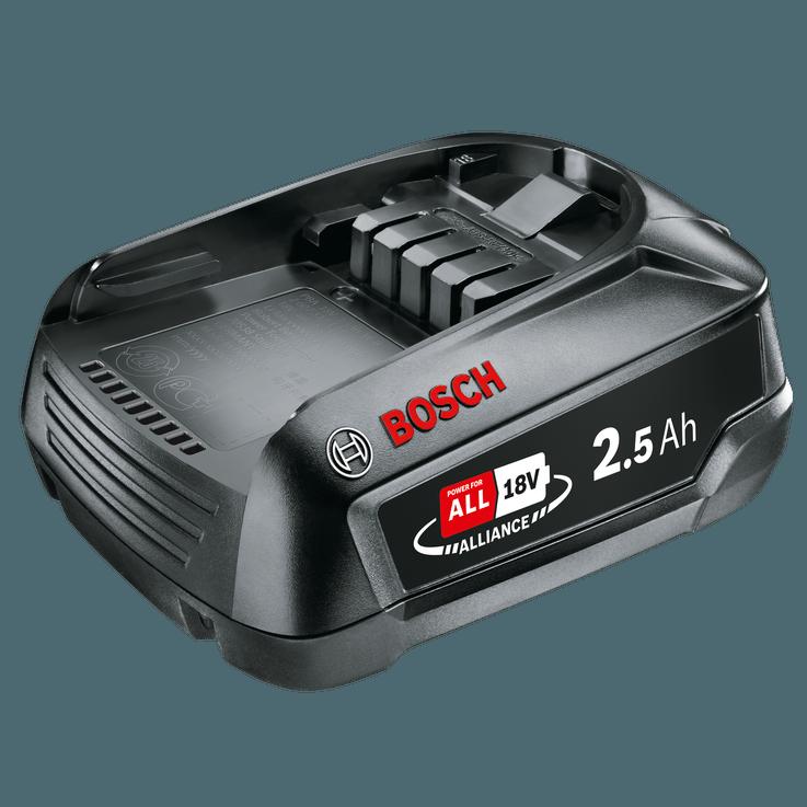 Batteripack PBA 18V 2.5Ah W-B