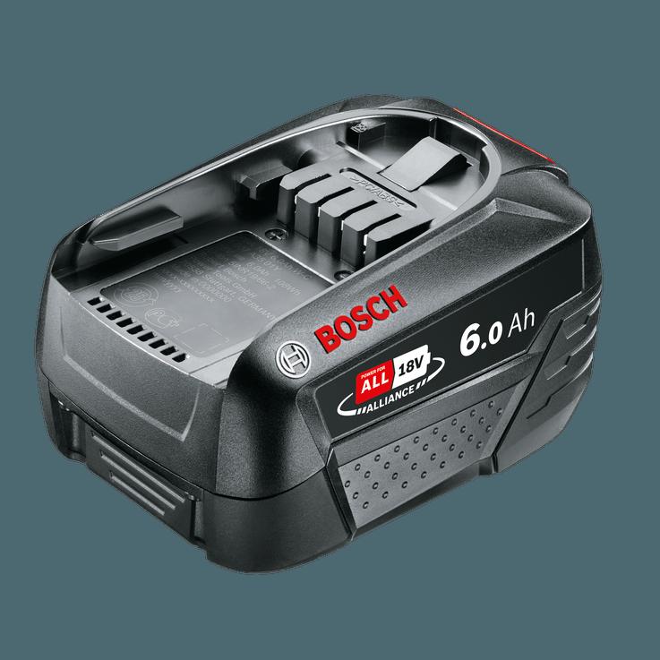 Batteripack PBA 18V 6.0Ah W-C