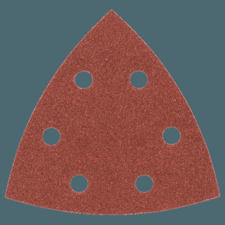 Slippappersats 93 mm, 25 delar