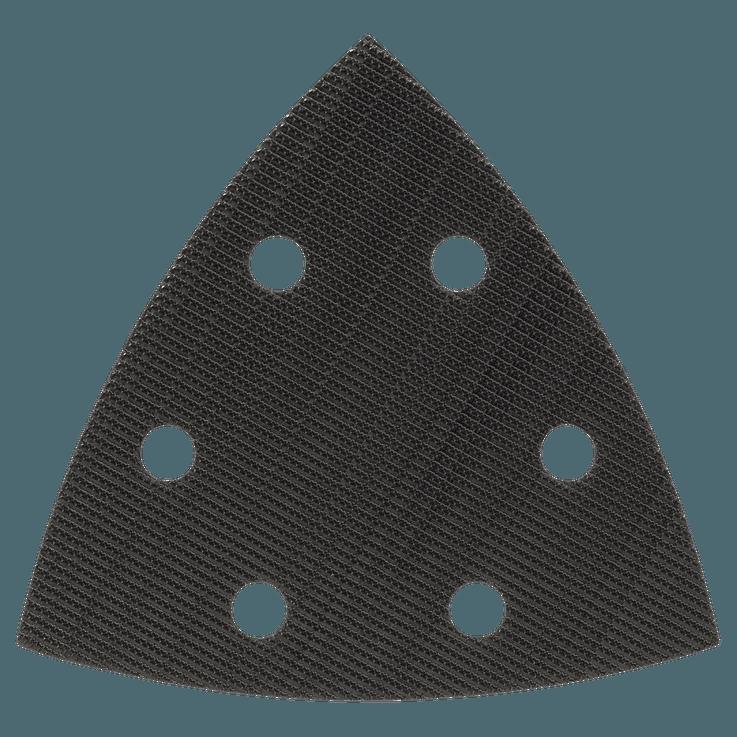 Slipplatta för Boschs deltaslipar