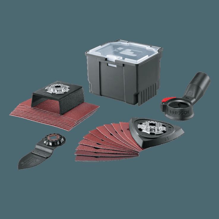Starlock M&M 24 delar för slipning