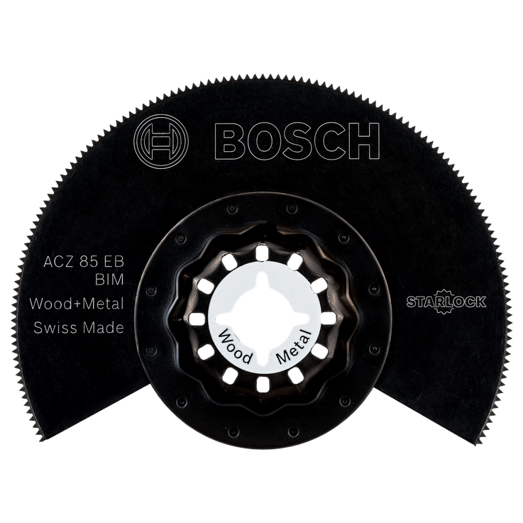 Сегментоване пиляльне полотно Starlock ACZ 85 EB BIM