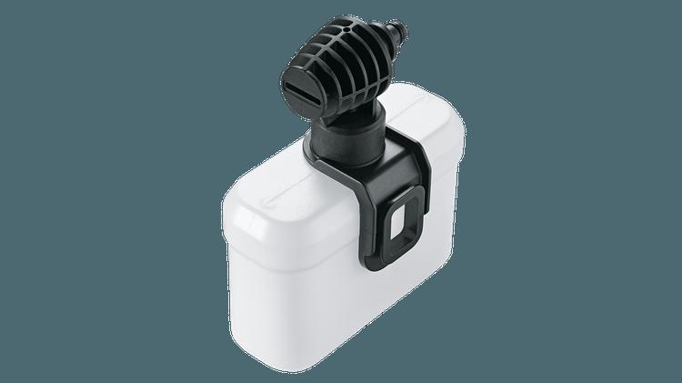 Vòi xịt có bình chất tẩy rửa áp lực cao